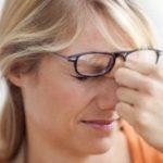 Следы от очков на переносице — как их устранить Почему они появляются