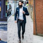 Rак правильно и стильно подворачивать джинсы мужчинам