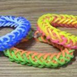 Как сплести из резинок браслет с кошкой Пошаговые алгоритмы плетения кошки и браслета из резиночек
