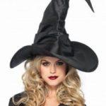 Шляпа ведьмы своими руками (сделать на Хэллоуин), ведьмина шляпа из фетра