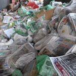 Как происходит вторичная переработка бумаги и картона