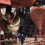 География машиностроения России в современных условиях