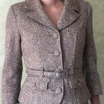 С чем носить твидовый пиджак женский, мужской, вариации