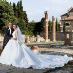 Самые красивые свадебные платья звезд 9 ярких образов