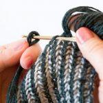 Как связать шарф (мужской и женский) спицами и крючком мастер-класс для начинающих со схемами и
