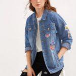 С чем носить женскую джинсовую куртку разнообразие моделей женских джинсовых курток