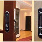 Какой лучше выбрать замок для раздвижной двери