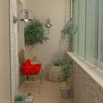 Трудно ли обустроить зимний сад на балконе своими руками