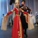 Армянский национальный костюм мужской и женский, фото, описание деталей
