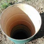 Выгребная яма из бочки — как сделать правильно