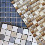 Как клеить мозаику в ванной выбор клея, пошаговая инструкция