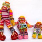 Что сделать из старых детских колготок 5 полезных способов