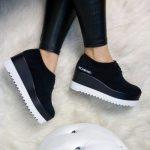 С чем носить ботинки на платформе какая одежда и аксессуары сочетаются с ботинками на толстой