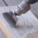 Браширование древесины своими руками инструмент, методы, видео