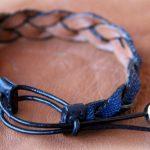 Браслет из кожи своими руками для начинающих как сделать браслет из кожи своими руками для
