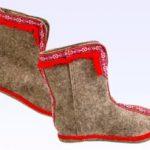 Как сшить бурки что за тёплая обувь