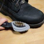 Рант ботинка пропускает воду чем промазать, магазинные и народные средства