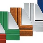 Ламинированные пластиковые окна, разновидности и дизайн