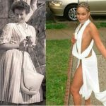 СССР и сейчас сравнение платьев выпускниц, какие наряды лучше