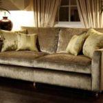 Что лучше на диван — флок или велюр Характеристики обоих материалов