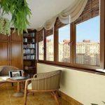Различные идеи в создании и оформлении дизайна балкона
