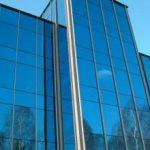 Системы остекления фасадов, фасадное остекление, фото