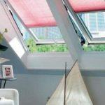 Дизайн мансардных окон, интерьер с мансардными окнами