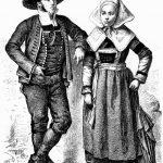 Национальный костюм французов название, фото, описание и особенности