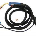 Горелка для сварочного полуавтомата устройство, принцип работу