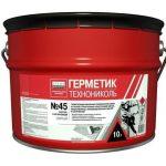 Герметик Технониколь (полиуретановый, битумно-полимерный, бутилкаучуковый) характеристики