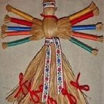 Кукла-многоручка из ниток своими руками как сделать женский оберег