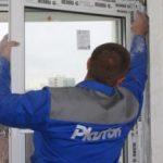 Как производится демонтаж створки пластикового окна для ремонта стеклопакета