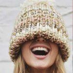 Как рассчитать петли на шапку сколько петель необходимо набирать на женскую шапку, для взрослого,