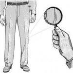 Как убрать стрелки на брюках Предварительные этапы