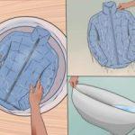Как стирать пуховик ручная стирка, как сделать это правильно и не испортить пуховик