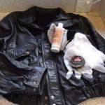 Как убрать запах с кожаной куртки Устраняем пот, плесень, табак