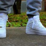 Как следить за белыми кроссовками правила ухода и чистки