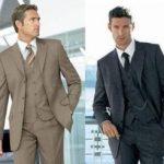 Длина пиджака мужского костюма требования к длине, способы проверки подходящей длины