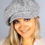 Выкройка женской кепки с козырьком как сшить женскую кепку с козырьком с 6 клиньями