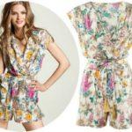 Как из платья сделать комбинезон, переделать платье в комбинезон шорты, варианты переделки