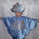 Костюм тучки на праздник осени своими руками пошаговое руководство, как сделать костюм тучки для