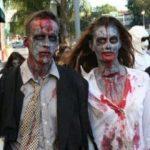 Костюм Зомби на Хэллоуин своими руками советы по изготовлению костюма, атрибутов и грима