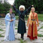 Национальный костюм лезгинов фото, описание и история