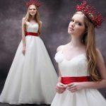 Что значит на свадебном платье красная лента традиции и поверья