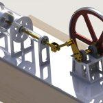 Кривошипно-шатунный механизм устройство, детали, принцип работы