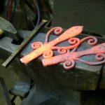 Кузнечное оборудование для холодной ковки металла ручное оборудование
