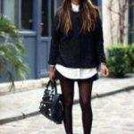 Лаковые ботинки с чем носить как сочетать с одеждой, стильные образы