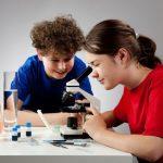 Как выбрать качественный микроскоп для школьника или студента