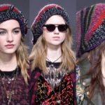 Женские шапки на осень 2018 фото, тренды, актуальные тенденции вязаных, меховых, фетровых изделий