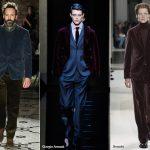 Мужские костюмы 2018 года, модные тенденции, фото